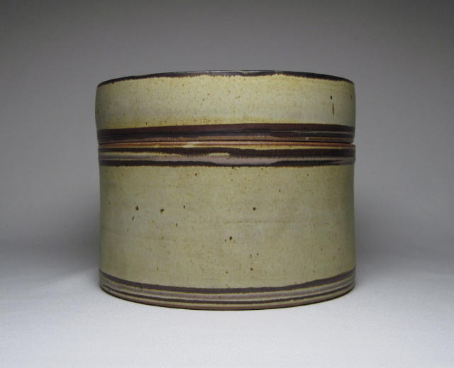 William Creitz Lidded Canister