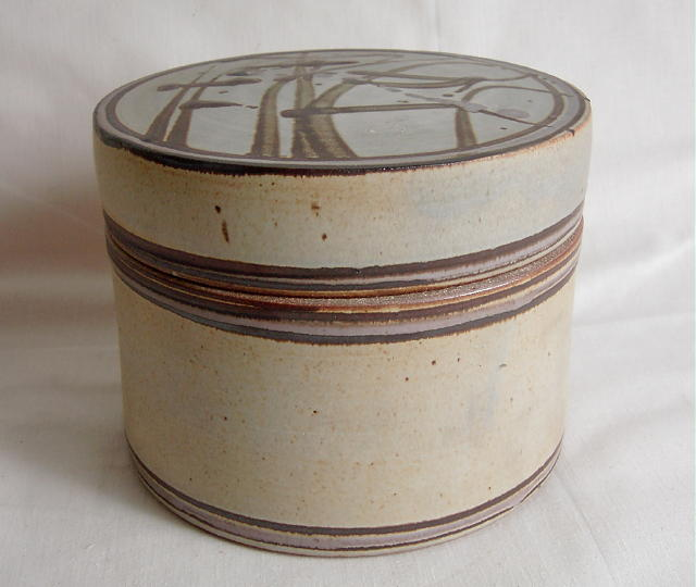 William Creitz Lidded Vessel