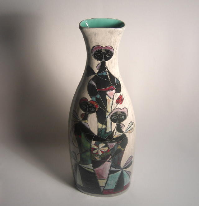 Marcello Fantoni Large Vase
