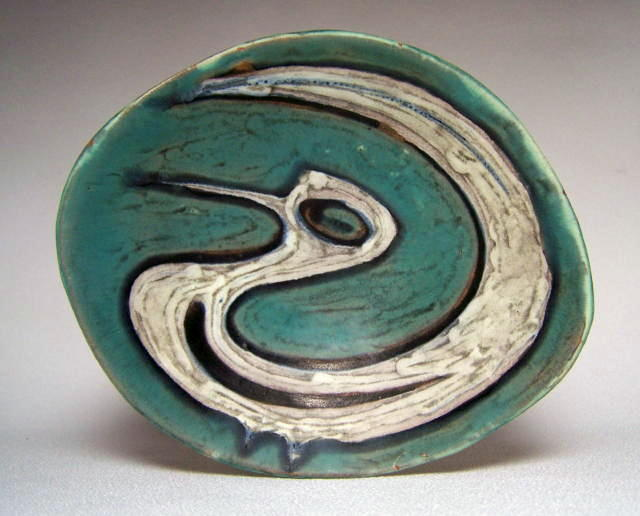 Abstract Bird Bowl