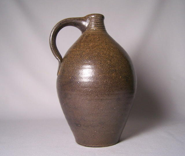 Mark Hewitt Salt Glaze Pitcher