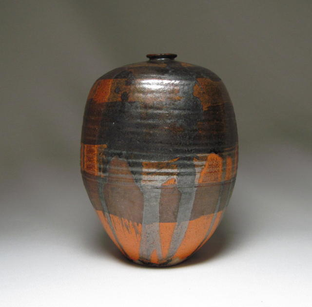 Phil Mundt Earthenware Vase