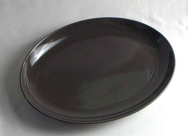 Russel Wright Charcoal Casual Platter